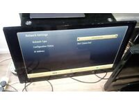 "Bush 40"" Full HD 1080p Freeview Wifi Smart LED TV £130"