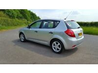 Kia Ceed 1.4petrol low millage excellent condition