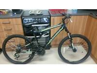 Muddy Fox Pro Livewire Mountain Bike