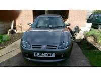LOW MILES MGTF 135 62000 LOADS SPENT BARGAIN