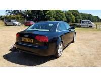 Audi A4 s-line 2.0l petrol manual 2007 history full mot cheap car Kent bargain