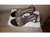 Faith sparkly sandals