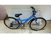 Reduced 24inch trek mountain bike in good condition all fully working
