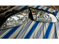 ford mondeo genuine front headlights