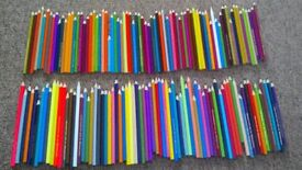 150 Faber-Castell eco colouring pencils