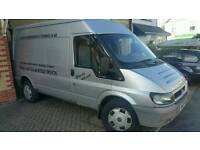Spares and repairs 53 plate ford transit