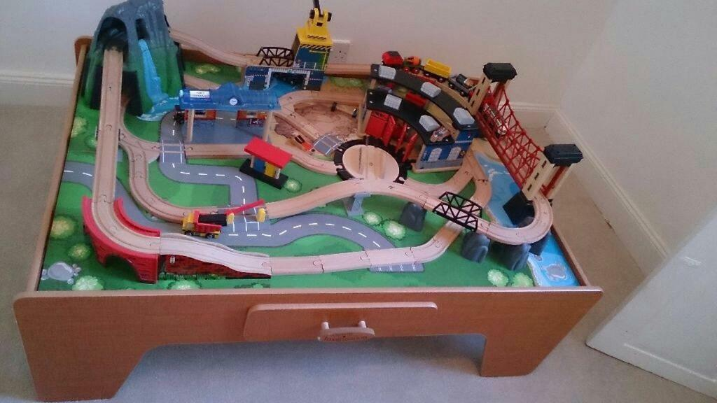 Universe of imagination train table set | in Consett, County Durham ...
