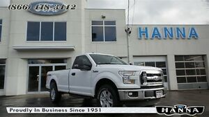 2016 Ford F-150 *NEW*REGULAR CAB XLT*H.D.PAYLOAD*300A*4X4 5.0L V