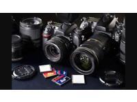 Wanted digital dslr cameras and mobile phones