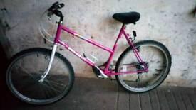 Ladies Town bike MTB PEUGEOT