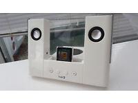 Apple iPod Nano 8GB - 6th Generation With Logic 3 Dock