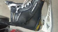 patins bauer total one 9D ( nego )