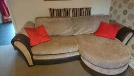 DFS Sofa - fantastic condition - cost £1200