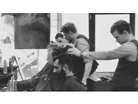 EXPERIENCED BARBERS REQUIRED!