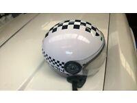 Motorbike helmet size m 57-58