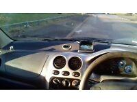 Daewoo Matiz Blue Manual Air con, E.W., P.A.S., R.H.W. Reversing Camera/Monitor