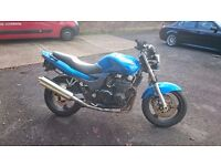Kawasaki ZR750 up for quick sale!
