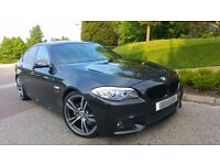2012 BMW 520D M SPORT FULLY LOADED PX AUDI RS4 MERCEDES AMG RANGE ROVER RS3 S3 GOLF R