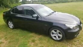 BMW 530d LCI Black