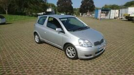 TOYOTA YARIS 1.3 VVT-i Colour Collection 3dr (silver) 2005