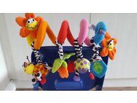 Lamaze Pram toys