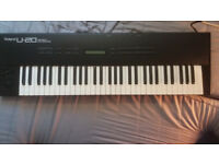 ROLAND U20 RS-PCM KEYBOARD