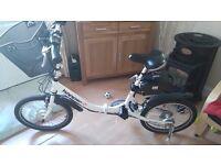 Electric Hopper bike
