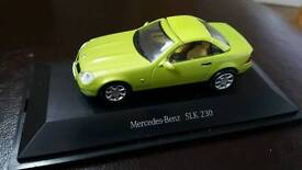 Mercedes diecast cars collectables