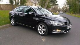 2011/61 REG VOLKSWAGEN PASSAT 2.0TDI BLUEMOTION TECH, FULL HISTORY