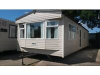 STATIC HOLIDAY HOME FOR SALE AT BASHLEY, NEAR BOURNEMOUTH & SOUTHAMPTON IN HAMPSHIRE/DORSET