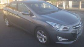 2012 HYUNDAI I40 1.7DIESEL ECO DRIVE SALOON