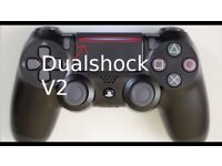 SONY PS4 DUALSHOCK 4 V2 BLACK CONTROLLER