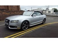 AUDI A5 S LINE TFSI ONLY 27K MILEAGE FULL MAIN DEALER SERVICE HISTORY 2 FORMER WARRANTY AVAILABLE