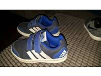 Adidas child's size 11