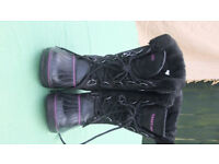 harry hall muck boots size 6