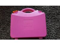 Lego Carry Case - pink