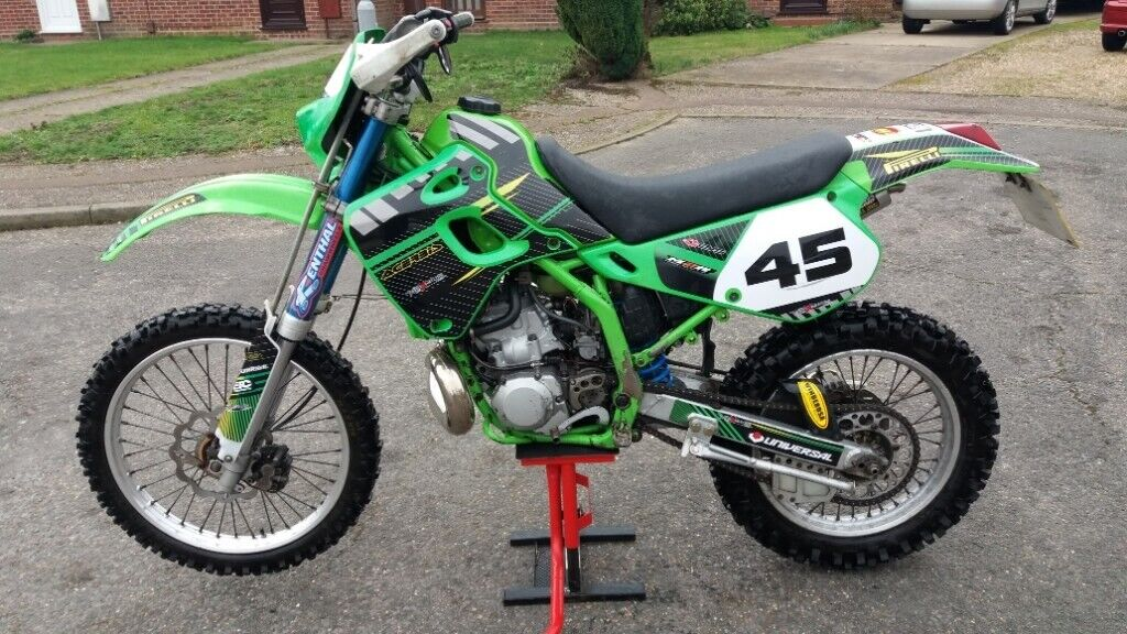Kawasaki KDX250 SR 2 Stroke KDX 250 SR , Engine Rebuilt , Full MOT , Enduro  Dual Sport Two Stroke | in Bradwell, Norfolk | Gumtree
