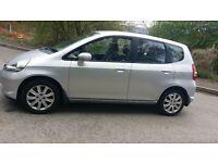 Honda jazz 1.4 5door genuine warranty millage hpi clear 1 owner 2key