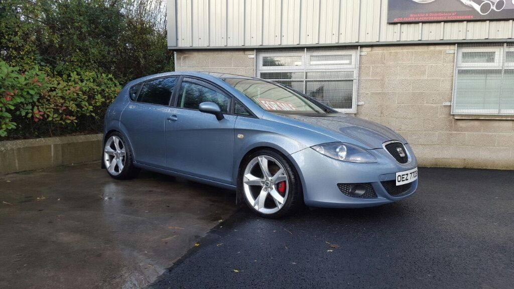 2006 seat leon 1 9tdi stylance in armagh county armagh gumtree. Black Bedroom Furniture Sets. Home Design Ideas