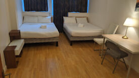 Massive Large Studio style Ensuit with All Bills Inclusive from £675
