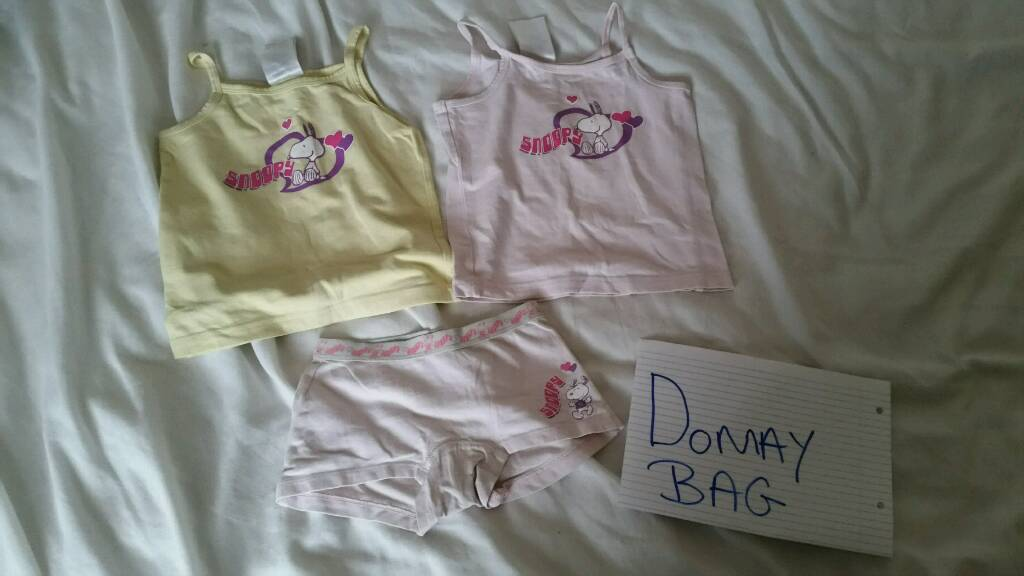 Baby snoopy dog vest shorts set clothes