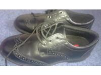 Hush puppies boys size 3 shoes