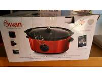 Swan 6.5lt slow cooker