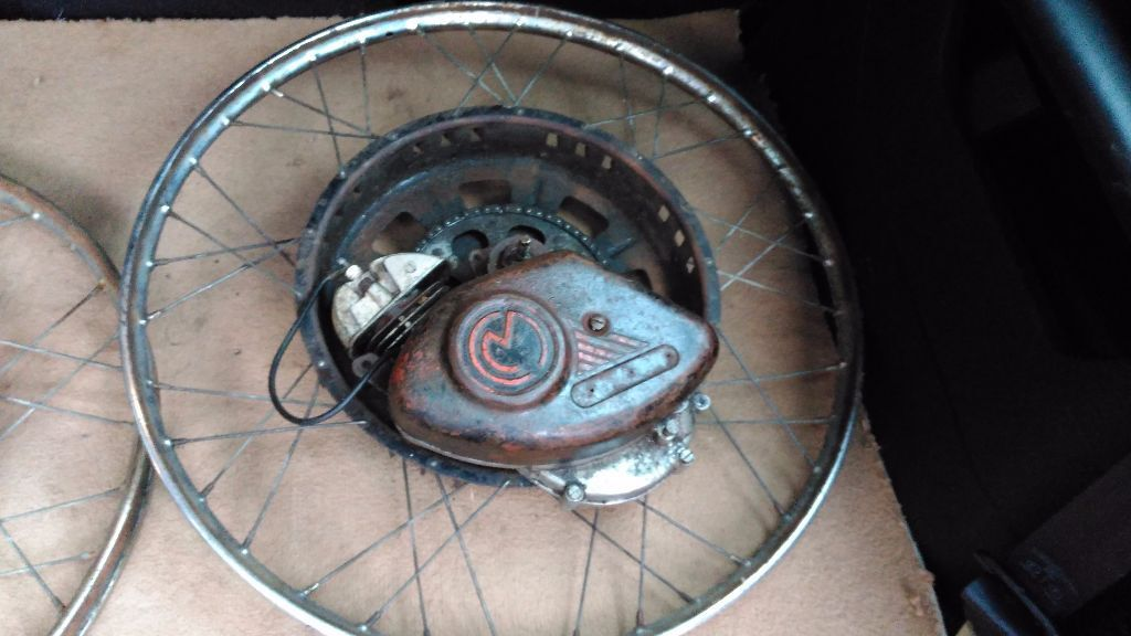 Cyclemaster Parts In Hedge End Hampshire Gumtree