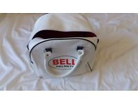 BELL retro, vintage crash helmet bag