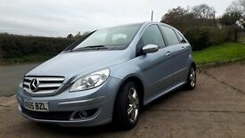Mercedes Benz B Class 2005 with PANORAMIC SUNSHINE ROOF