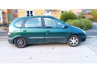 Renalut megane scenic for sale as spares and repaires