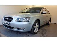 2005 | Hyundai Sonata 2.4 CDX | Auto | Petrol | JUST SERVICED | 2 Former Keepers | 6 Months MOT |