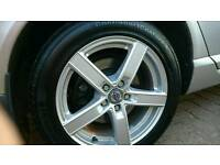 Volvo v70 alloy wheels