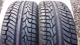 """2 X 18"""" BRAND NEW 235/60R18 107V ACCELERA ALL SEASON M+S TYRES EXTRA LOAD 235 60 18"""